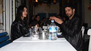 Hazal Filiz Küçükköse Ali Mert Akyüz ile görüntülendi