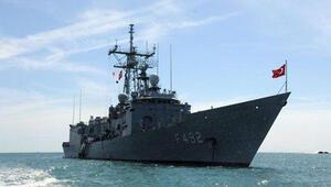 Savaş gemileri Gürcistanda demirledi