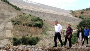 Tarlalar Aktaş Barajından sulanacak