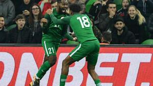 Nijerya Milli Takımına Süper Ligden 5 futbolcu