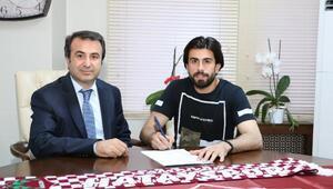 Hatayspor kalecisi Akın Alkan ile 2 yıllık sözleşme imzaladı
