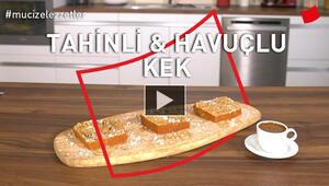 Tahinli & Havuçlu Kek