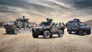 Otokar KADEX 2018'e üç araçla katılacak