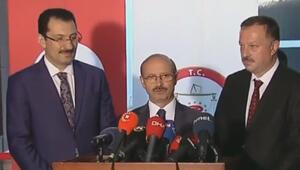 AK Parti milletvekili aday listesi YSKda