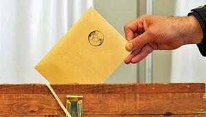 Almanyadan listelere giren vekil adayları belli oldu