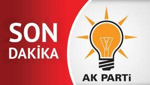 Son dakika... AK Parti milletvekili aday listesi belli oldu