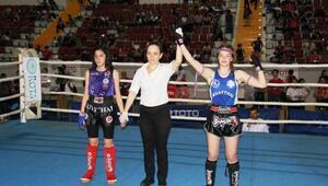 Mersin'de Muay Thai Türkiye şampiyonası başladı