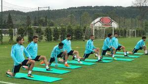 U20 Futbol Milli Takımının hazırlık kampı başladı