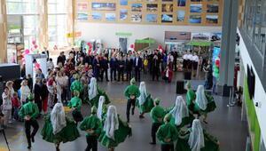 Tataristandan Dalamana ilk uçak indi