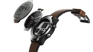 İki ekranlı akıllı saat isteyen