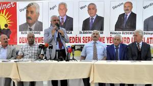 Hak-Par, bağımsız adaylarını tanıttı