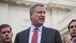 New York Belediye Başkanı de Blasio,Müslümanlara iftar verdi