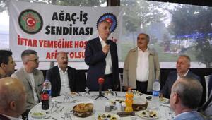 Türk-İş Genel Başkanı Atalaydan taşeron işçi açıklaması