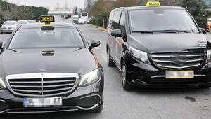 Taksilerde yeni dönem UBER kriterleri geldi
