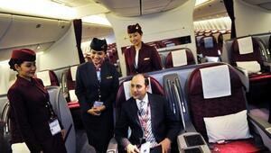Katar Havayollarının patronundan skandal sözler Havayolu şirketlerini sadece erkekler yönetebilir