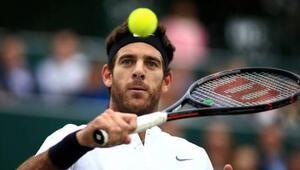 Del Potro, Roland Garrosta yarı finalde