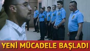 Sıfır Bir 4. sezon 1. bölümü yayında Savaş ve ekibi yeni cezaevinde