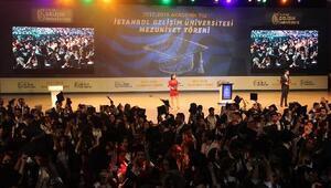Üniversitenin gururu toplam 6 bin 406 nitelikli genç mezun oldu