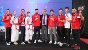 Karate 1 Premier Ligin İstanbul etabı