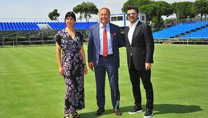 Dünyanın en iyi tenisçileri Antalya Openda buluşuyor