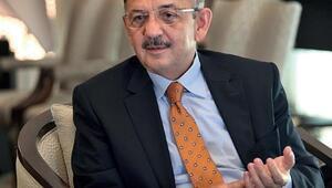 Bakan Özhaseki: Stadyumlardan Ölmeye ölmeye geldik sloganı kalksın