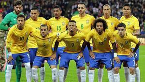 2018 Dünya Kupasında Brezilyanın kadrosunda hangi oyuncular var