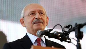 Kılıçdaroğlu Kartal'da konuştu