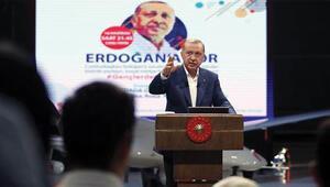 Cumhurbaşkanı Erdoğan: Üçüncü nükleer enerji santralini de kuracağız