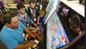 32 bin oyun tutkunu CNR Games Week'e koştu
