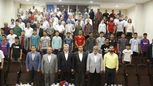 Amatör Spor Kulüplerine 172 bin lira dağıtıldı