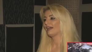 Öldürülen şarkıcı Hacer Tülü  Show TVye röportaj vermişti