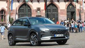 Hyundai ve Audiden hidrojen otomobil