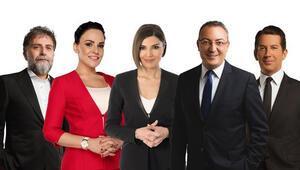 Türkiye 24 Haziran seçimlerini CNN TÜRK ve Kanal D'den izleyecek