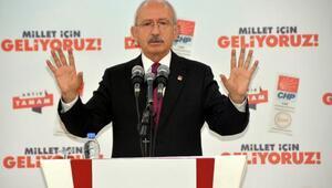 Kılıçdaroğlu: Son 16 yılda hükümet, devlet oldu