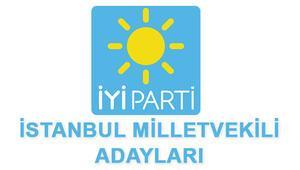 İstanbul İYİ Parti Milletvekili adayları kimlerdir İstanbul İYİ Parti adayları