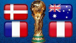 Dünya Kupası C Grubunda son maçlar En popüler iddaa...