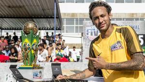 Neymar Jrs Five finali Çanakkalede yapıldı
