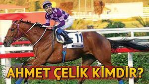 Ahmet Çelik kimdir Jokey Ahmet Çelikin hayatı