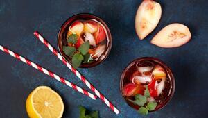 Şimdi Ferahlık Zamanı: 3 Meyveli Soğuk Çay