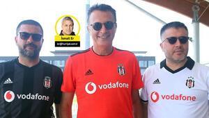 Fikret Ormandan transfer açıklaması Negredo, Vida ve Quaresma...