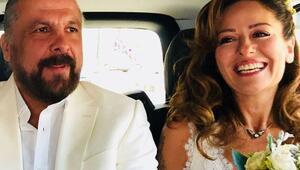 Mete Yarar ve Gülnaz Kudunoğlu evlendi