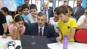 Rize'de kodlama eğitimleri sürüyor