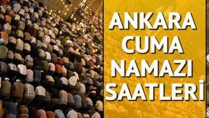 Ankara cuma namazı saatleri - Ankarada cuma namazı saat kaçta