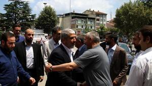 Halid Meşal: Halkımız topraklarını korumaktadır