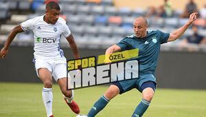 Fenerbahçe hazırlık maçında Lozana 2-1 mağlup oldu