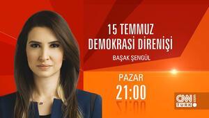 15 Temmuz Demokrasi Direnişi Özel Programı