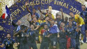 Dünya Kupası yaşanan ilklerle Fransanın