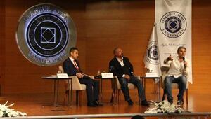 '15 Temmuz Onurlu Direnişin İkinci Yılı' Paneli İAÜ'de yapıldı