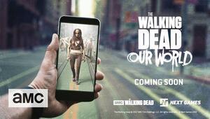 The Walking Deadin yeni oyunu telefonlara geldi