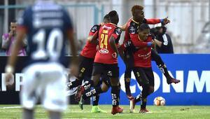Deportivo Cuenca 2-2 Wilstermann (ÖZET)
